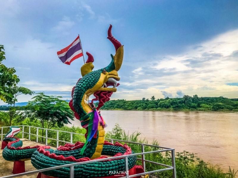 UNSEENพญานาควัดราชโพนเงิน อ.รัตนวาปี หนองคาย – Thailand Plus Online